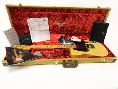 Fender Custom Shop 51 Nocaster relic