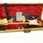 Fender 57 relic strat John Cruz Tone machine
