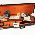 Fender American Vintage Õ72 Stratocaster Sunburst USED