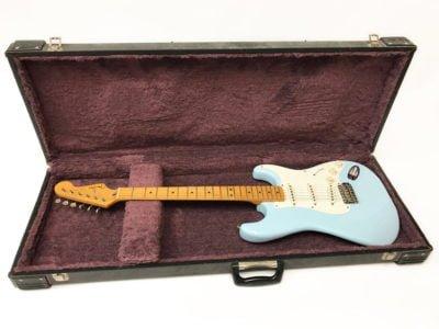Fender American Vintage 57 Strat 1982 - Refinish