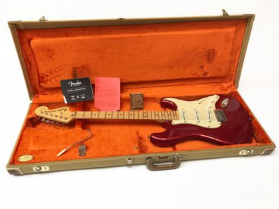 Fender Stratocaster Yngwie Malmsteen Signature – 2006 Pre Owned