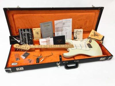 Fender Masterbuilt 69 NOS Strat