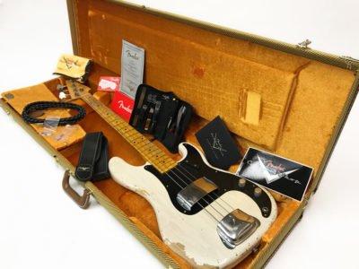 Fender Custom Shop Precision Bass Relic