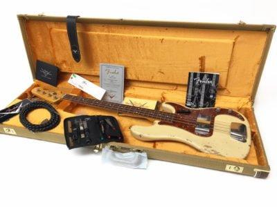 Fender Precision Bass 1962 Heavy Relic Custom Shop
