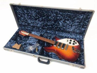 Rickenbacker 320 for sale - Original in original case 1983 model