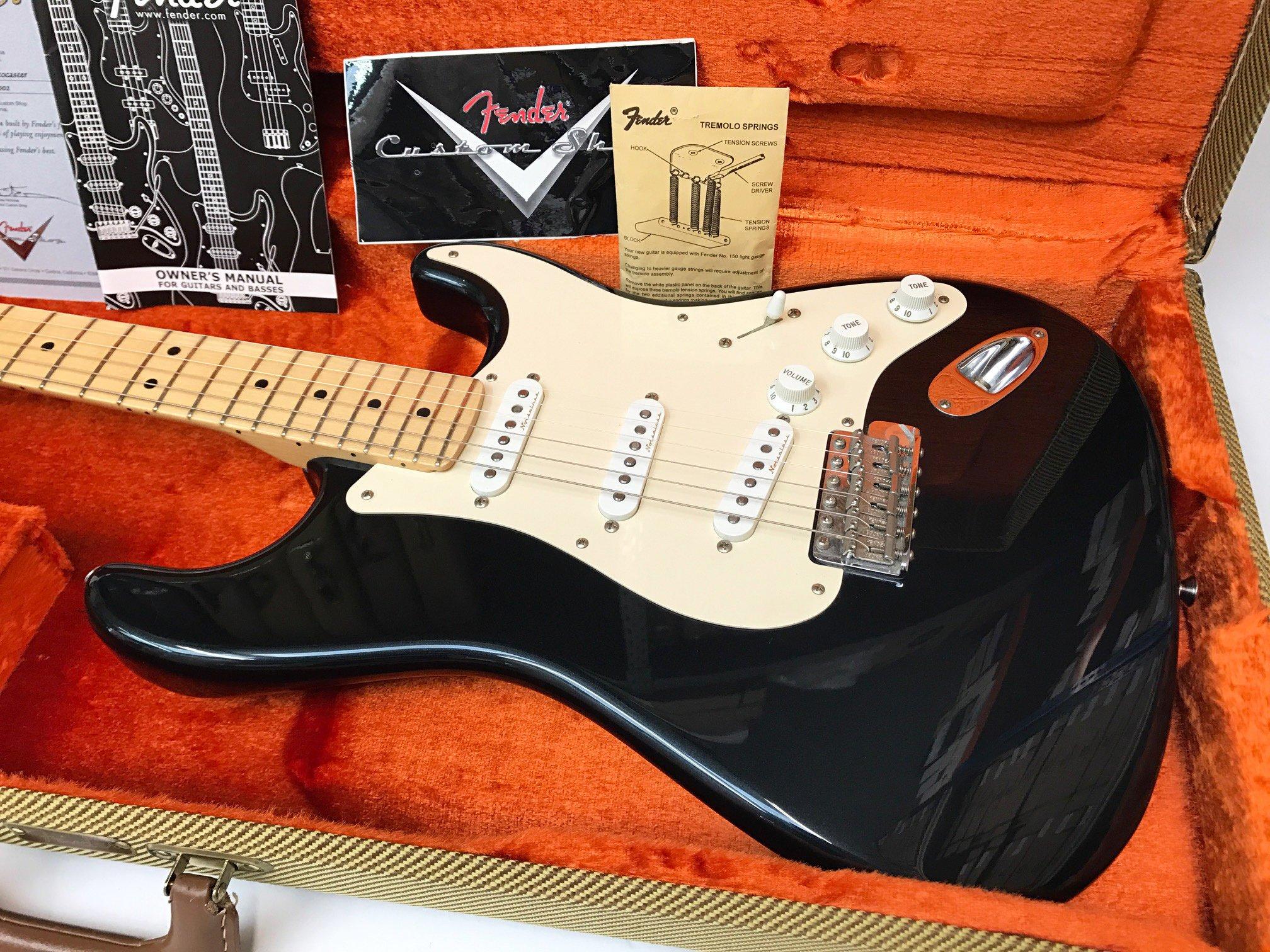 Fender Custom Shop Eric Clapton Signature - Pre owned - Merc