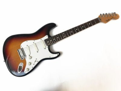 Fender Strat Plus Pre Owned