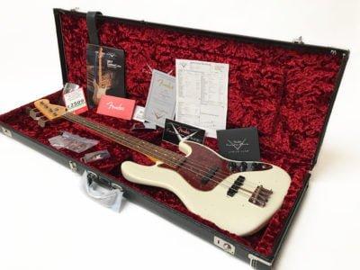 Fender Custom Shop Jazz Bass 1960