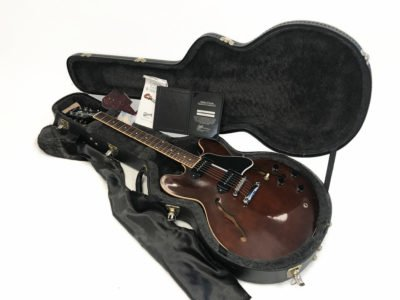 Gibson Custom Shop 335 Pre Owned