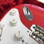 Cracked tone knob on 54 NOS Strat custom shop