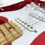 Fender 54 Strat NOS custom shop pickup covers