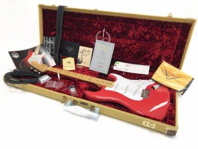 Fender Anniversary 54 Strat NOS