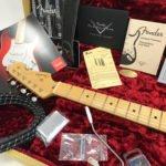 Fender custom shop case candy
