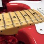 Fender strat 54 NOS relic frets