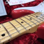 Fender strat neck